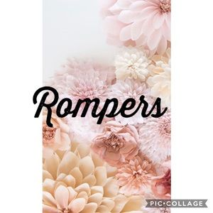 Other - Rompers